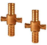 Brass Hose Couplings